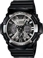 G-Shock GA-200 Watch - Black