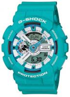 G-Shock X-Large Combination Watch - Baby Blue