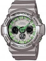G-Shock GA-200 Watch - GlossGrey