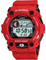 G-Shock Rescue Watch - Red
