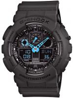 G-Shock Big Combination Watch - Grey / Bright Blue