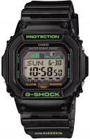 G-Shock G-Lide GLX5600 Tide Watch - Black / Green