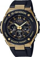G-Shock G-Steel Watch - Black / Gold
