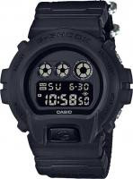 G-Shock 6900 Digital Blackout Watch - Cordura Black