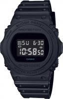 G-Shock 5750 Digital Blackout Watch - Black