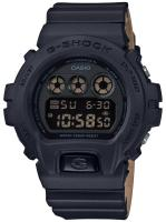 G-Shock DW6900LU Watch - Matte Black / Tan