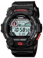 G-Shock Rescue Watch - Black