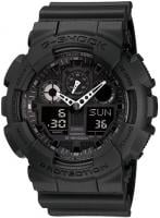 G-Shock Big Combination Military Watch - Matte Black