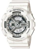 G-Shock X-Large Combination Watch - White / Grey