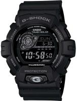 G-Shock X-Large Solar Military Watch - Black