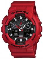 G-Shock Big Combination Limited Edition Watch - Red