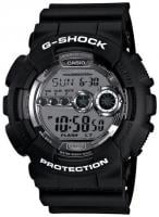 G-Shock X-Large Digital Watch - Black Mirror