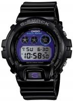 G-Shock Metallic 6900 Watch - Resin Black / Purple