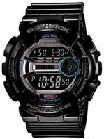 G-Shock LAP Memory Watch - Gloss Black