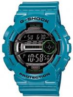 G-Shock LAP Memory Watch - Gloss Blue
