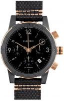 Electric FW02 Nato Watch - All Black / Copper