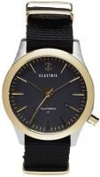 Electric FW03 Nato Watch - Black / Gold