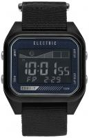 Electric ED01 Nato Tide Watch - Black