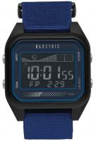 Electric ED01 Nato Tide Watch - Black / Blue