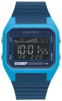 Electric ED01 PU Tide Watch - Blue / Bright Blue