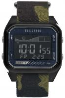 Electric ED01 Nato Tide Watch - Black / Camo