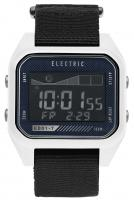 Electric ED01 Nato Tide Watch - White / Black