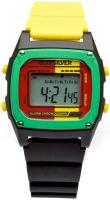 Quiksilver Short Circuit Watch - Rasta