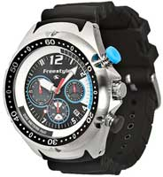 Freestyle Hammerhead Chrono XL Watch - Black
