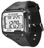 Freestyle Stride Watch - Black / Black