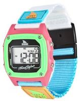 Freestyle Shark Clip Watch - Black / Neon