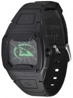 Freestyle Shark Classic Analog Watch - Black / Green