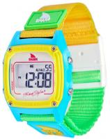 Freestyle Shark Clip Watch - White / Neon