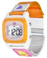 Freestyle Shark Clip Watch - Taupe / Neon
