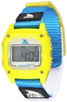 Freestyle Shark Leash Watch - Yellow / Cyan