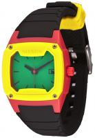 Freestyle Shark Classic Analog Watch - Red / Yellow / Green