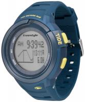 Freestyle Mariner Tide Watch - Navy / Yellow
