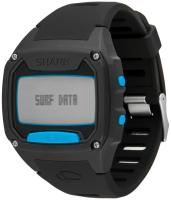 Freestyle Shark Tooth Tide Watch - Black / Cyan