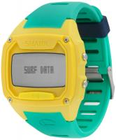 Freestyle Shark Tooth Tide Watch - Green / Yellow