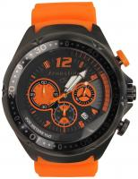 Freestyle Hammerhead Chrono XL Watch - Black / Orange
