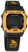 Freestyle Shark Clip Watch - Black / Orange