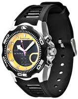 Freestyle Shark X 2.0 Watch - Black / Yellow