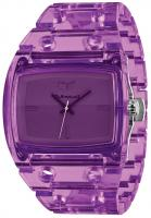 Vestal Destroyer Plastic Watch - Purple / Purple / Purple