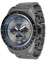 Vestal ZR3 Watch - Gunmetal / Brushed Gunmetal