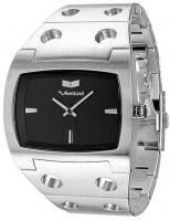 Vestal Destroyer Watch - Silver / Black / Brushed