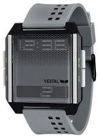 Vestal Digichord Watch - Grey / Black