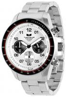 Vestal ZR2 Watch - Silver / White / Brushed