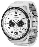 Vestal ZR3 Watch - Silver / White / Brushed