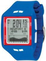 Vestal Brig Tide and Training Watch - Blue / White / Red / Positive