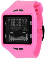 Vestal Brig Tide Watch - Hot Pink / Black
