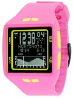 Vestal Brig Tide Watch - Hot Pink / Yellow / Negative